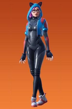 cosplay lince fortnite disfraz