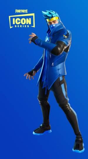 fortnite ninja cosplay